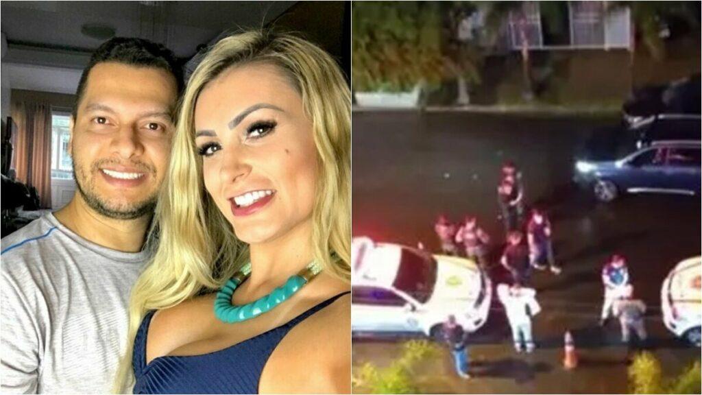 Andressa Urach terminou casamento por não aguentar relação abusiva com oficial de justiça, diz colunista